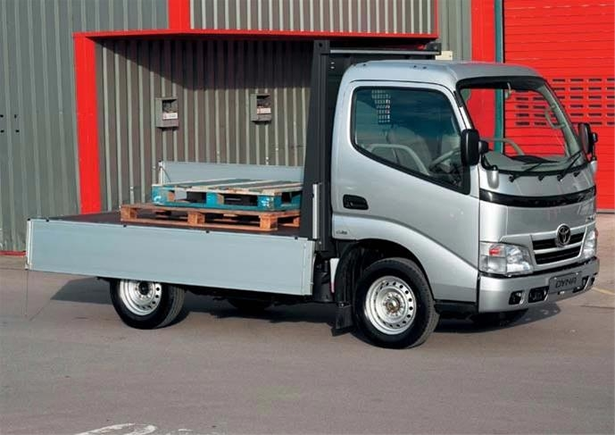 Cash for Toyota Dyna Truck