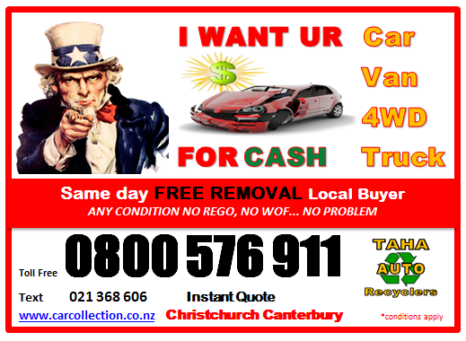 Auto Recovery Christchurch