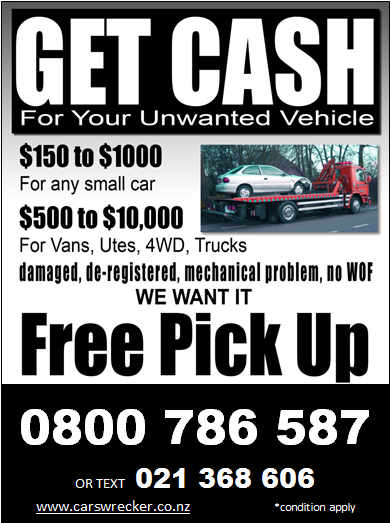 Cash for Cars Wreckers Albany