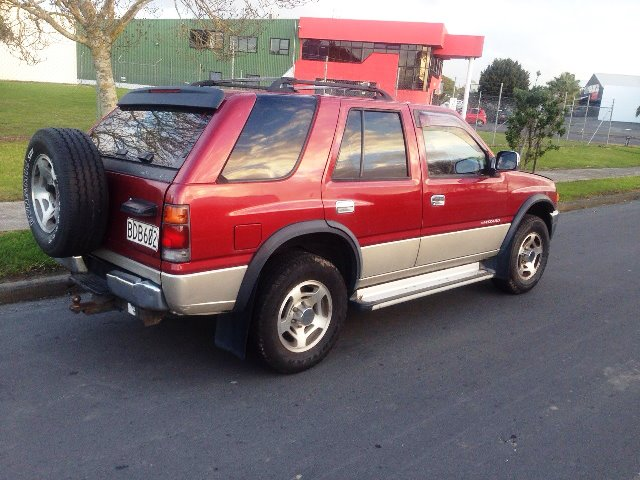 Isuzu Wreckers Christchurch
