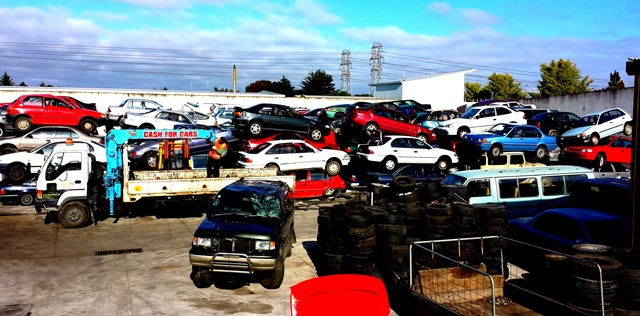 Vehicle Removal Canterbury