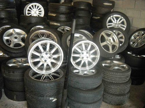 Second hand tyres Auckland - Bargain Mags and Wheels